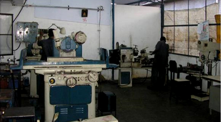 Divine India In-House Tool Maintenance Facility